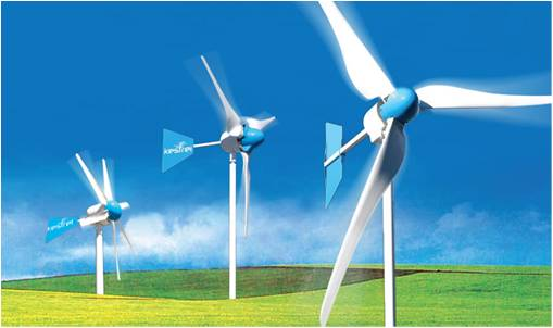 2. Advantages of Small Wind Systems