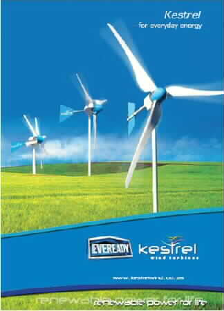 Kestrel Small Wind Turbines