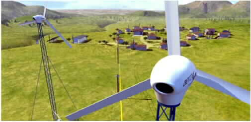 Applications of Small Wind Turbines